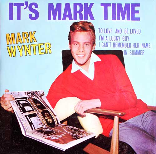 it's mark time
